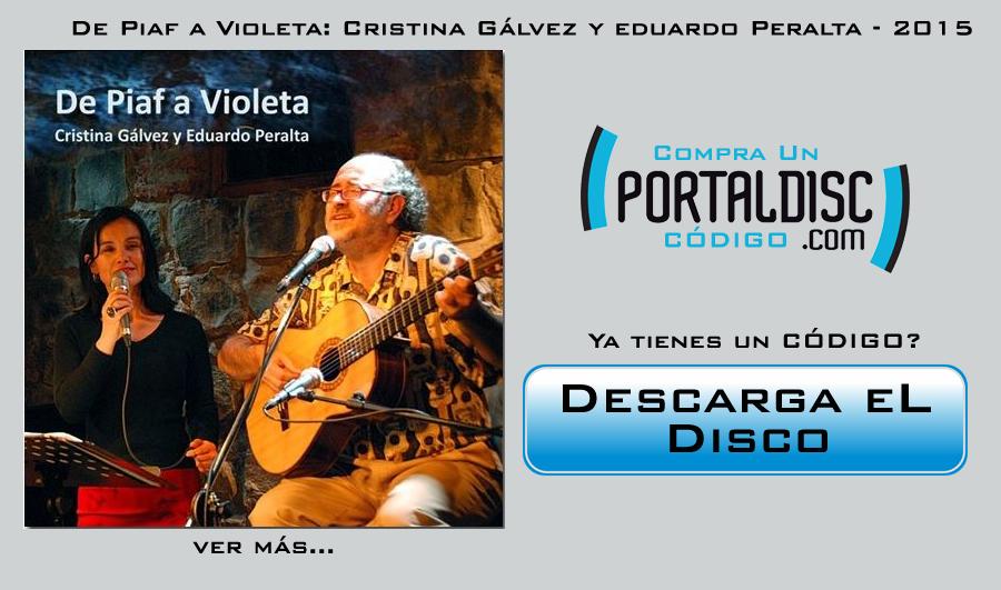De Piaf a Violeta
