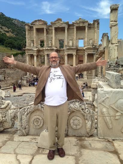 En Éfeso (cuna de Heráclito)