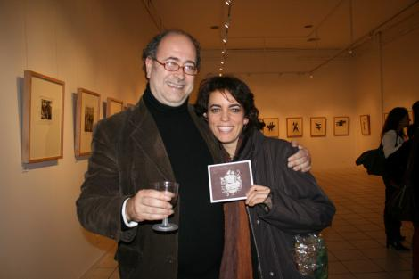 Con Catalina Claro