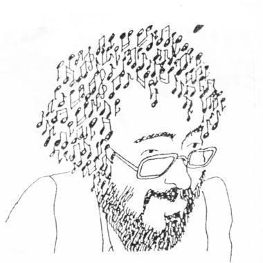 Caricatura de Guillo