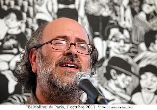 Cantando en París (foto Laurencine Lot)