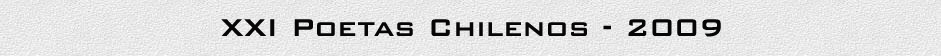 titulo poetas chilenos